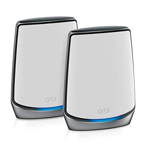 Netgear Orbi RBK852 - Nuevo Sistema Mesh WiFi 6 AX6000