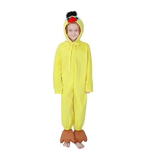 Sexy Ente Kostüm - kMOoz Halloween Kostüm,Outfit Für Halloween Fasching Karneval Halloween Cosplay Horror Kostüm,Halloween Kostüme Jungen Und Mädchen Kinder Enten Kostüme Vogelschau Kostüme