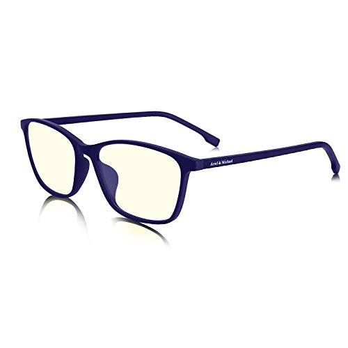 M&A Gafas Ordenador Gafas Lectura Protección contra