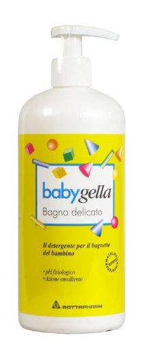 Babygella Bagno delicato con azione emoliente 500 ml