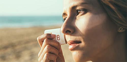 EQ | Protector Solar Facial en Stick SPF50+ – Filtros Minerales – Cara y Zonas Sensibles – Protección UVA UVB muy alta…