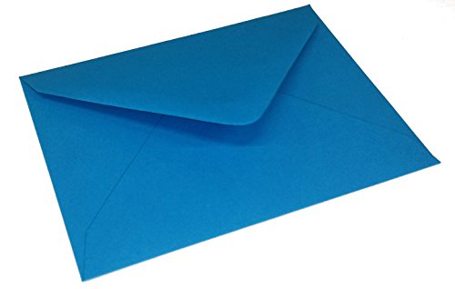 the-packaging-group-lot-de-50-enveloppes-bleu-kingfisher-format-c6-114-x-162-mm-100-g-m
