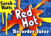 Red Hot Recorder Tutor Book 1 + CD