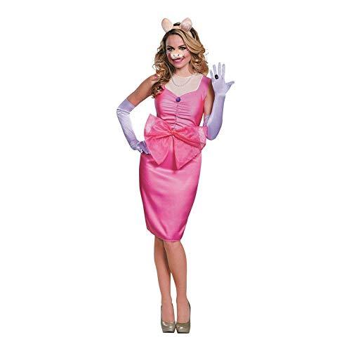 The Muppets Miss Piggy Deluxe Costume Adult Large 12-14 (Miss Piggy Kostüm Für Erwachsene)