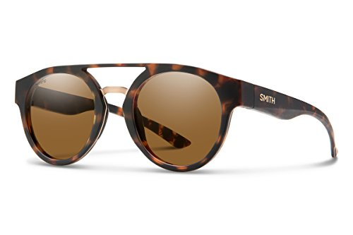 Smith Optics Sonnenbrillen RANGE MATTE TORTOISE/CHROMAPOP POLARIZED BROWN Damenbrillen