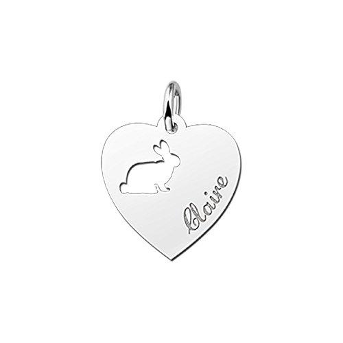 nome-collana-forever-con-pendente-a-cuore-con-motivo-conigli-e-loro-incisione-nome-in-argento-argent