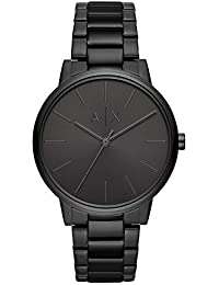 Armani Exchange Cayde Analog Black Dial Men's Watch - AX2701