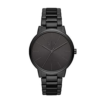 Armani Exchange Cayde Analog Black Dial Men's Watch-AX2701