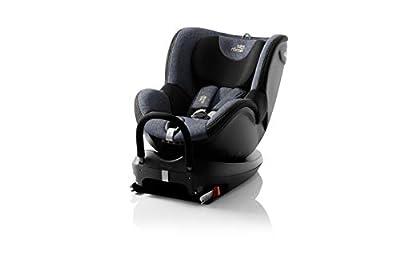 Britax Römer Kindersitz Geburt-18 kg, DUALFIX 2 R Autositz Drehbar Isofix Gruppe 0+/1