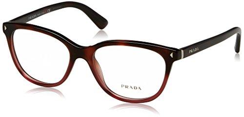 Ray-Ban Damen 0PR 14RV Brillengestelle, Gold (Red Havana Gradient), 52.0