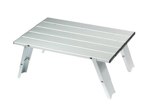 Grand Canyon Alu Micro - kleiner faltbarer Tisch für Outdoor, Aluminium, silber, 308020