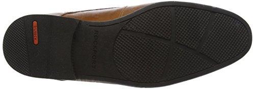 Rockport Herren Style Connected Chukka Boots, Braun (Cognac)
