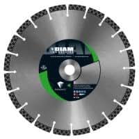 Diam Industries - Disque diamant GR80 à tôle silencieuse
