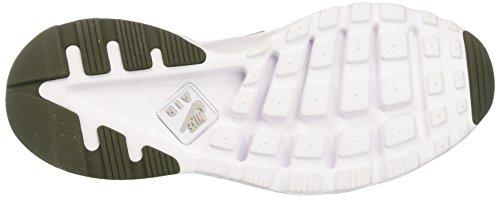 Nike Air Huarache Run Ultra, Scarpe da Ginnastica Uomo Multicolore (Pale Grey/Black/Cargo Khaki/Cool Grey)