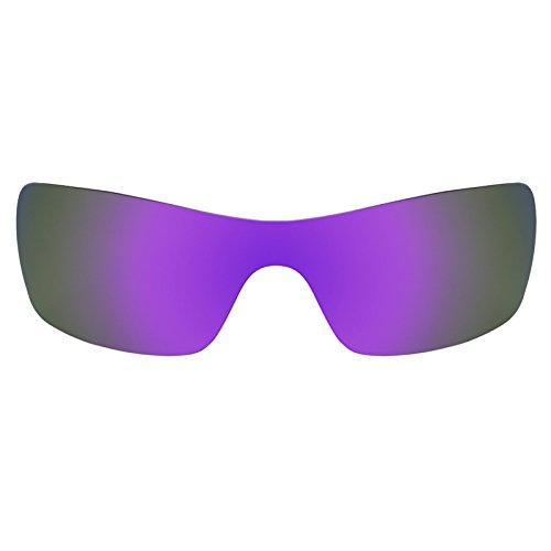 Revant Schutzglas für Oakley Batwolf Plasma Lila MirrorShield®