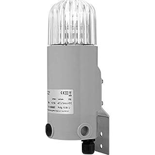 FHF Funke+Huster LED Meldeleuchte BLE-LED #23201303 24VDC gelb Blitzleuchte 4250235528848