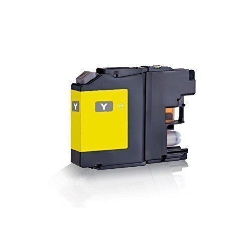 Brother-gelb-tintenstrahl (1x kompatible Tintenpatrone für Brother Yellow - Gelb LC223 XL LC225 XL LC227 XL DCP-J 4120 DW MFC-J 4420 DW MFC-J 4425 DW MFC-J 4620 DW MFC-J 4625 DW MFC-J 5320 DW - Eco Line Serie)