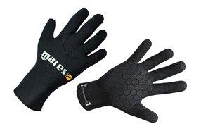 Mares Erwachsene Taucherhandschuhe Gloves FLEX 30 ULTRASTRETCH, Schwarz, S, 422750