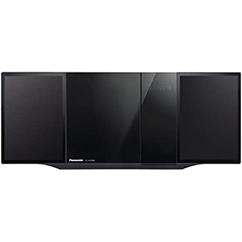 Panasonic SC-HC39DBEWK  Sistema da Montaggio da Parete, Micro, Lettore