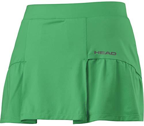 Head Tennisrock Club Basic Skort Damen, grün (M)