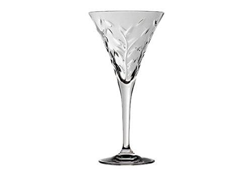 Rcr Laurus Weinkelch zu 17 cl, Packung 6 Stück, Glas, Transparent