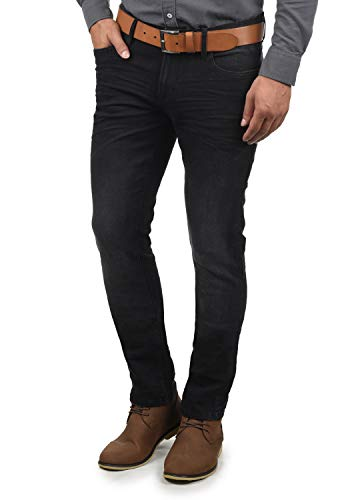 BLEND Pico - baqueros para hombre, tamaño:W30/32;color:Denim Black (76204)
