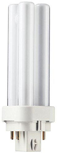 Lámpara de iluminación de Philips 26plc8404pin Master PL-C 26W/840/4P [3unidades] tamaño: (Epítome...