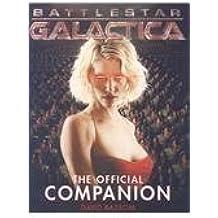 Battlestar Galactica: The Official Companion Season 1 (Limited Edition Variant Cover)