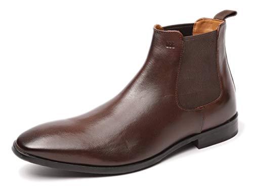 Gordon & Bros Herren Chelsea Boots City S181837,Männer Stiefel,Halbstiefel,Stiefelette,Bootie,Schlupfstiefel,TDM,EU 41
