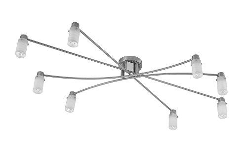 paul-neuhaus-ceiling-light-8-x-fire-rated-gu10-4-watt-3000-k-interior-light-steel-6840-55