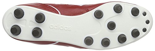 adidas Kaiser 5 Liga, Chaussures de Football Compétition Homme Rouge (Power Red/Ftwr White/Core Black)