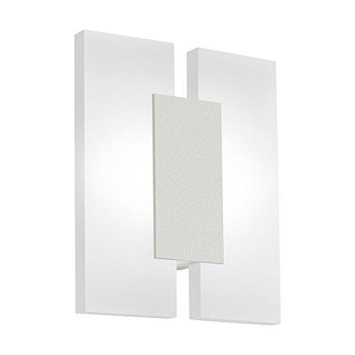 Eglo–LED-Licht-M/2-Flammen Nickel Satin 'metrass 2' 2x 5Watt A + - 2