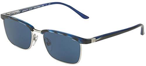 STARCK Eyes Sonnenbrillen 0SH5021 SILVER BLUE HAVANA/DARK BLUE Herrenbrillen