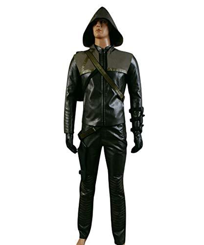 MingoTor Superheld Cosplay Kostüm Herren XS
