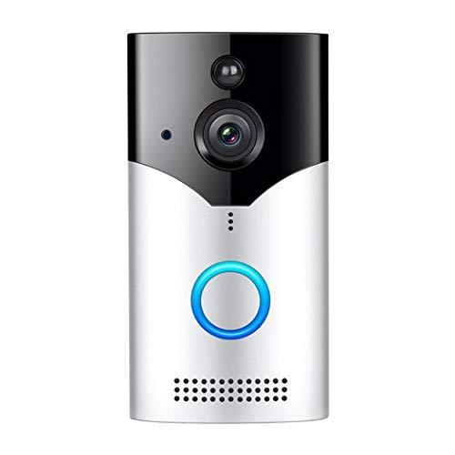 Telecamera Smart Security Campanello per Porte PIR a Due Vie con videocitofono Wireless WiFi