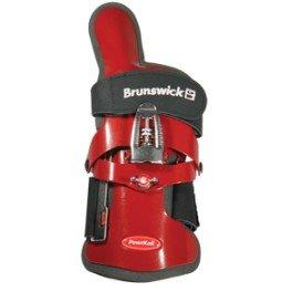 brunswick-powrkoil-xf-gant-de-poignet-pour-bowling-rouge-rouge-l-gaucher
