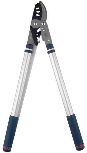 Spear & Jackson 8090RS/09 Cesoia Troncarami con Azione di Taglio By-Pass, con Manici Telescopici e Meccanismo a Cricchetto, Gamma Razorsharp