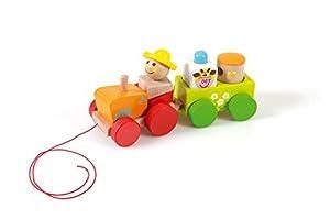 Scratch - Arrastre de construcción Charles, Juguete para bebés (6181018)