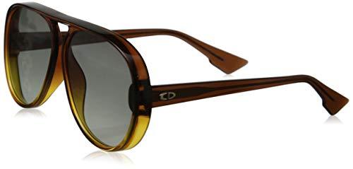 2ea1d63e7f Dior DIORLIA 1I 12J Gafas de sol, Marrón (Brown Orange Grey), 62