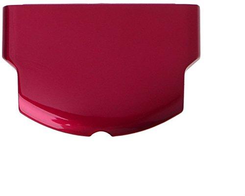 Ersatz Akku Cover Akkudeckel Protector Tür Rückseite für Sony PSP 2000200120022003200430003001300230033004(rot) (Psp-akku Tür)