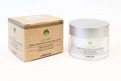 Lanzaloe crema hidratante facial Bio-activa día Aloe