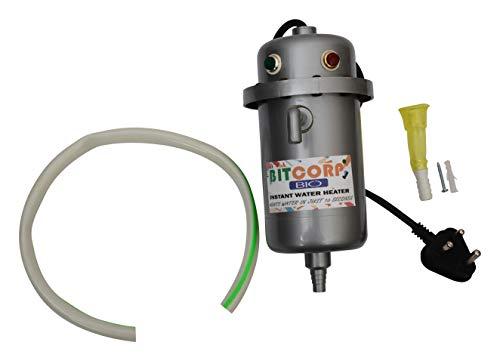BITCORP BITCINST1 3000-Watt Instant Water Heater, 8 m (Multi-Color)