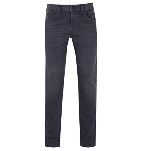 DIESEL - Jean - Homme - Jean Slim Thommer Tapered Gris pour homme - 36/32