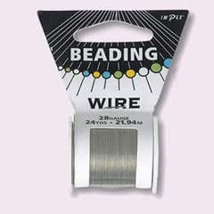 impex 28 copper jewellery beading wire