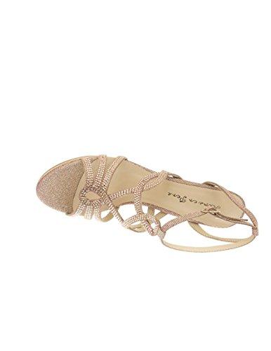 """: ""Sandalo banshee Brillos Rosa V17107 Rosso"
