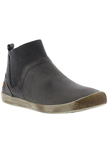 softinos IMI412SOF washed leather HW17 Grau