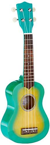 MSA UK3 zupfinstrument Grün