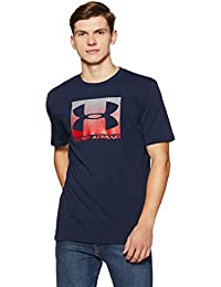 Under Armour Men's Plain Loose Fit T-Shirt