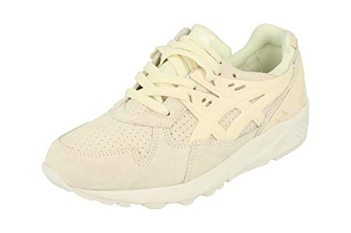 ASICS Gel-Kayano Trainer Hommes Running Trainers H6M2L Sneakers Chaussures (UK 6 US 7 EU 40, Slight White 9999)