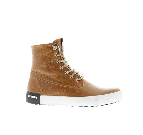 Blackstone Damen QL41 Hohe Sneaker, Braun (Rust), 39 EU